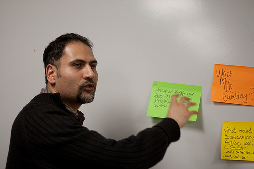 Mohammed Raei Facilitating Affinity Mapping